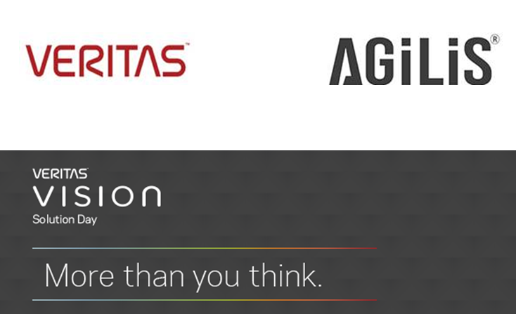 Take part in the Veritas Vision Day Istanbul!